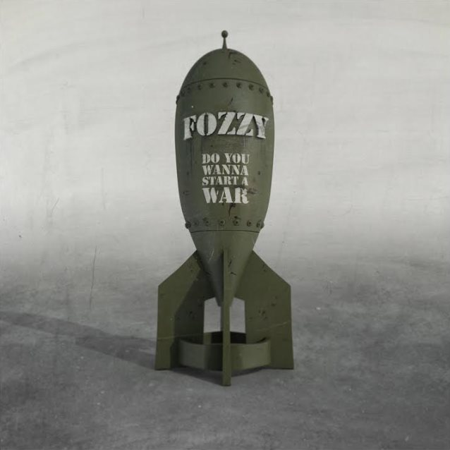 Fozzy Do You Wanna Start a War