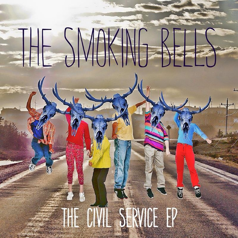 The Smoking Bells - The Civil Service EP